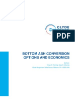Bottom Ash Conversion Paper