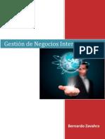 Plan de Curso Gestión de Negocios Internacionales