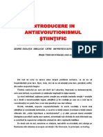 Antievolutionismul Stiintific