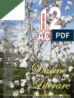 Destine Literare Iunie 2013