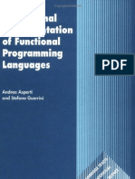 The Optimal Implementation of Functional Programming Languages_Cambridge Tracts in Theoretical Computer Science_Andrea Asperti and Stefano Guerrini_9780521621120 38538