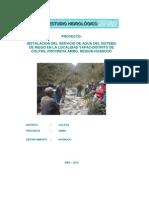 Est Hidrologico Yapac Con Anexos Marzo