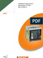 Catalogue Masterpact FR