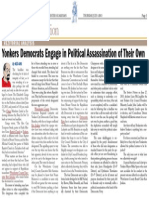 Yonkers Democrats Engage in Political Assassination of Their Own