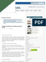 Forma de cálculos nos reflexos de horas extras ~ .._Fonte Contábil_...pdf