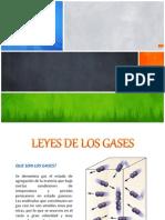 Ley de Gases