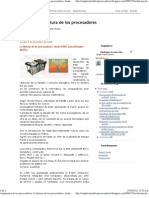 Arquitectura de Los Procesadores_ La Historia de Los Procesadores