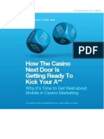 Mobile Marketing for Casinos