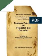 LECCIÓN 1 FILOSOFÍA DEL DERECHO