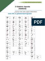 Katakana Portuguese