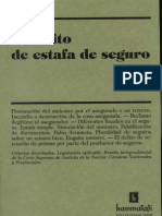 Delito de Estafa de Seguro Bosch by DSMAlchemist