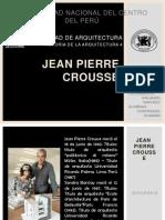 Jean Pierre Crousse