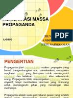 Komunikasi Massa Propaganda