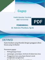 Gagap