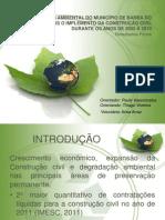 DIAGNÓSTICO AMBIENTAL DO MUNICÍPIO DE BARRA DO CORDA