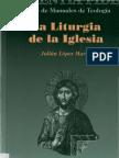 Lopez Martin, Julian - La Liturgia de La Iglesia