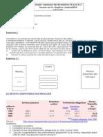 devoir comptabilité nationale 2008 2009