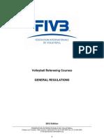 FIVB VB Referee Course Regulations 2012 Rev2