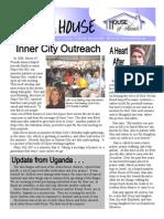 House Of Friends Newsletter Feb.2009