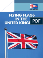 Flying Flags in the United Kingdom