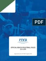 FIVB BeachVolleyball Rules2013 en 20121216