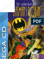 Adventures of Batman & Robin (U)