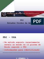 Os 12 Piores Do Mundo - FBI Procura