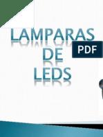 Presentación Lamparas LEDs