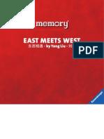 Memory East meets West