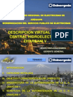 1.Descripicion Virtual de La C.H. Charcani v- Egasa