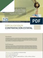 Esp. Contratacion Estatal