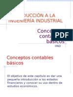 Tema 10 - Conceptos contables básicos