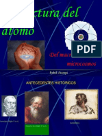 Estructura Moderna Del Atomo 2012