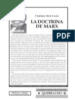 Lenin - La Doctrina de Marx