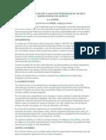 ELABORACION DE PAN Y GALLETAS INTEGRALES DE ALFALFA ENRIQUECIDAS CON QUÍNUA