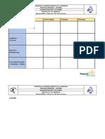 Matriz DOFA Proyecto TIC Institucional