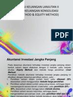 Konsolidasi Equity n Cost Method by Endah