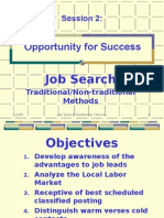 Session 2 Job Search