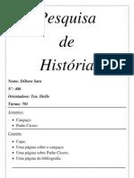 Cangaço, e cícero (história)