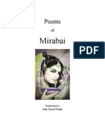 Poems of Mirabai