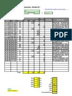 OEE Calculator Model B pt
