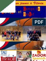 Camp de Basket en Espagne