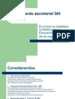 Acuerdo 384