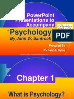 Santrock chapter 1