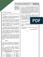 decret 07-306
