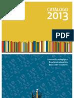 catálogo2013