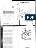 a mistificação pedagógica - bernard charlot