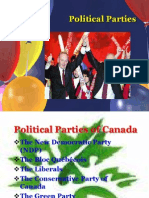 SS 11 Political Parties Presentation