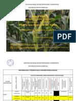 BOLETÍN AGROMETEOROLÓGICO Decenal Nro. 457 - Para la ecoregión de los valles- 3ra decenal de Junio del 2013