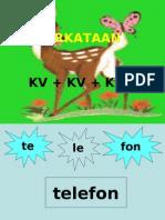 KV +KV +KVK